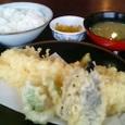 和食 蒔田の穴子天ぷら定食