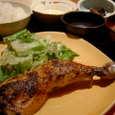 kiri壺の地鶏やわらか香草焼き