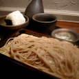 SOBAKURA蕎麦庫 銀座のSOBASET