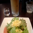 FUKINOTOHのセットのサラダ