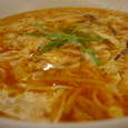 榮林の酸辣湯麺