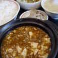 菜心酒家 平安の麻婆豆腐