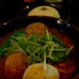 RAMAIのスープカレー・ヤサイ