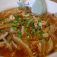 天龍の酸辣湯麺