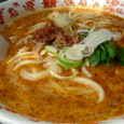 馬賊の坦々麺