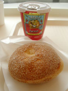 Cafe Hula Hawaii with Malasada Wagonのマラサダ