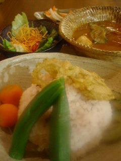 ちゅら屋の健康野菜カレー