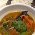 Yummy Spiceの彩り野菜のスープカリー
