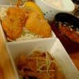 洋食 フリッツの日替わりランチボックス