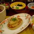 さんるーむの菜食定食