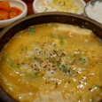 ノルブネの味噌納豆チゲ