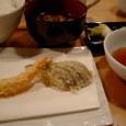 権八の天ぷら定食1