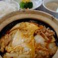 紅虎餃子房の豚ばら肉、白菜、豆腐の四川ピリから煮