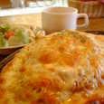 THE HOF BRUのスパピザ