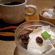 nana-七菜のセットのデザート