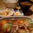 nana-七菜の肉じゃがの黒酢風味