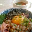 80*80の鎌倉山 納豆丼