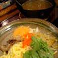 琉球カリーの奄美大島鶏飯のスープカレー