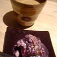 dining tumikiのセットのデザート