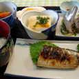 おふくろの焼き魚定食