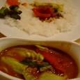 バビロンの野菜カレー