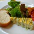 Stillaのサラダと前菜の盛り合わせ