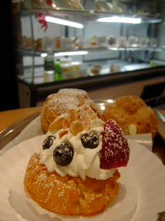 Choux FactoryのBerry Berry