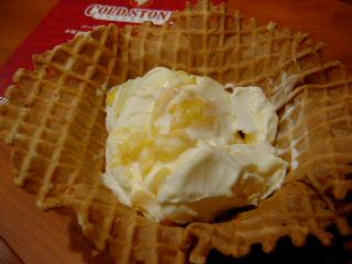 COLD STONE CREAMERYのスイートクリーム&マンゴー