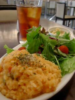 Berry Cafeの旬野菜のヘルシーリゾット
