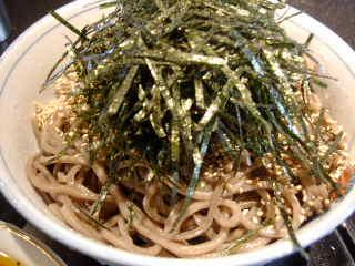 MINATOYAの鶏そばの麺
