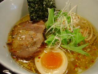 麺処 中村屋の塩辛鶏麺